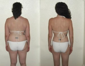 This is my before and after Phen375 picture